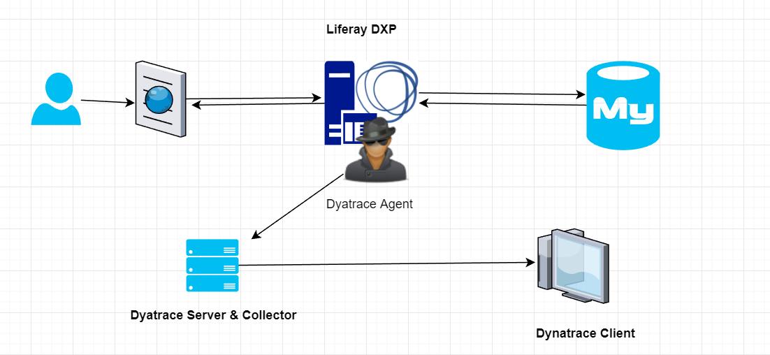 Liferay Digital Performance Management using Dynatrace