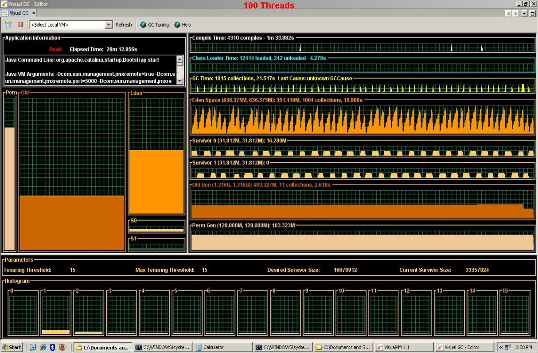 Liferay JVM Tuning