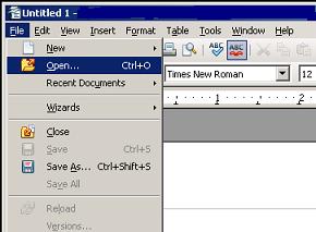 Social Office using Office Integration