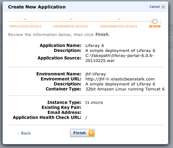 Liferay on Amazon Elastic Beanstalk and EC2 - Liferay Community